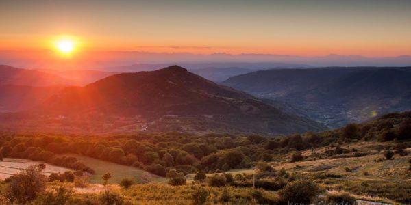 La montagne Ardéchoise